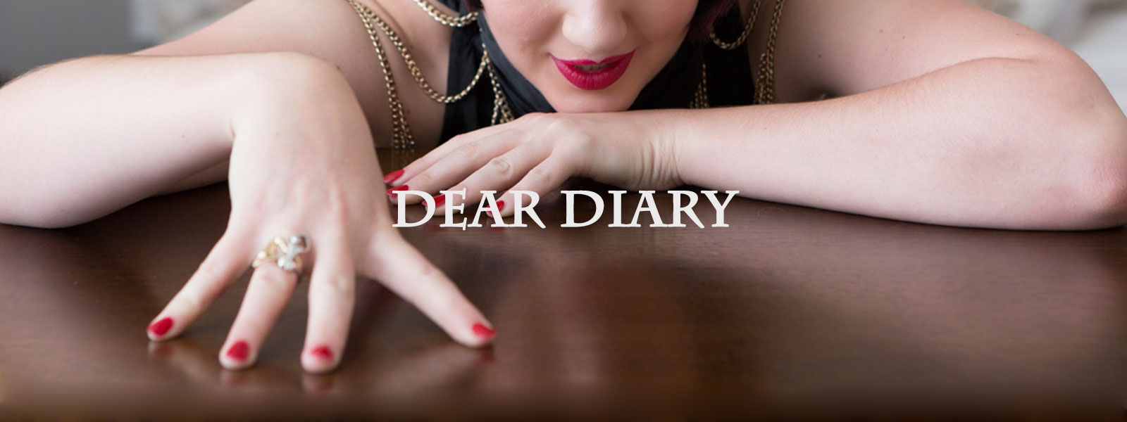 Miss Penelope Dreadful Blog Dear Diary
