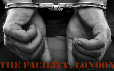 The Facility, London ~ Tuesday 12 June 2018 Domina Party Detention Centre