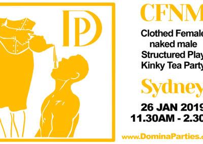 Sydney CFNM Tea Party
