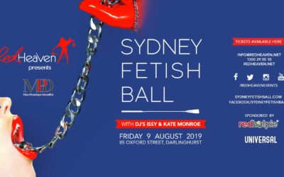 SYDNEY FETISH BALL ~ 9 August 2019