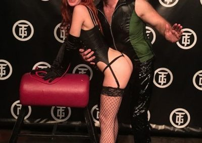 Master Arcane and slave Daphne