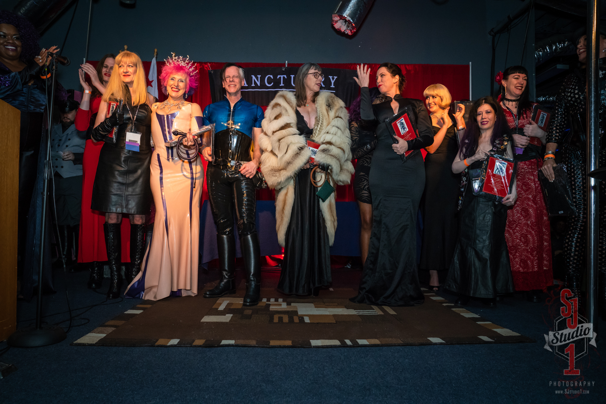 DomCon LA 2018 Guest of Honour Opening Ceremonies
